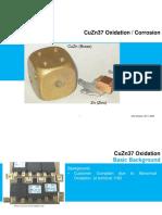 Cu Zn37 Oxidation - Copy