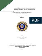 Studi Teknis Dan Ekonomis Antara Pondasi Bor Pile Dan Pondasi Minipile Di Atas Tanah Lunak (1)