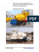 CONCRETE PUMP