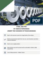 Steel Sector Analysis