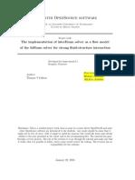 Inter Flow Report