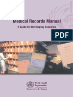 MedicalRecordsManual WHO
