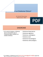 Sindromes Principales