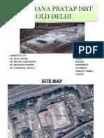 Maharana Pratap Isbt case study kashmiri gate delhi