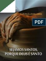 Sejamos Santos - Revista Nº 90