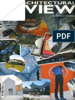 07 | The Architectural Review | Emerging Architecture | - | UK | Emap Construct | Ecoboulevard | cover + pg. 36-39