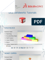 introduction to solidworks features