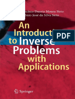 LIVRO an Introduction to Inverse Problems With Applications