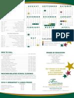 Fulton-2010 11 Calendar