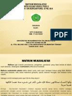 ppt ushul fikih 2 MAFHUM MUKHALAFAH.pptx