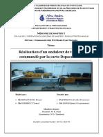 Réalisation d'un onduleur de tension commandé par la carte Dspace 1104.pdf