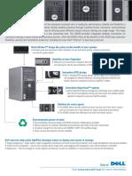 Dell Optiplex Gx620_gx520 Datasheet
