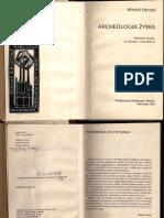 Witold Hensel - Archeologia Żywa.pdf