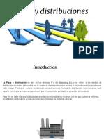 Plaza y Distribucion