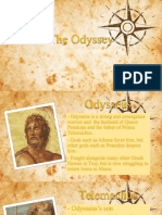 Odyssey Characters