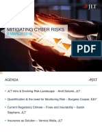 Mitigating Cyber Risks - 8th March 2019 - CyberFrat