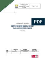 P-CSM-016 Identificación de Peligros y Evaluación de Riesgos.docx