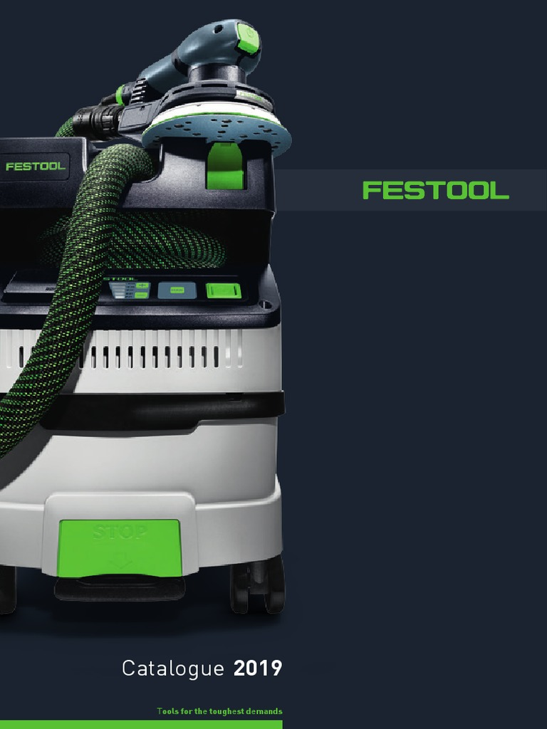 Festool 203408 36mm Suction Hose Upholstery Cleaning Set
