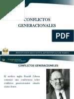 Conflictos generacionales