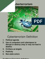 301 Cyberterrorism