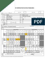 Estructura de División Del Trabajo Mall Virtual