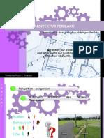 Arsitektur Perilaku (Pertemuan III) EDT.ppt