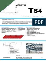 TS4 TERMOMETAL