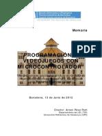 Programación de videojuegos con microprocesador - Roberto Pedrosa.pdf