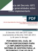 02 Importancia Del Decreto 1072