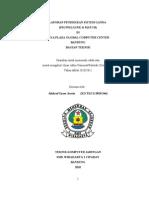 laporan PKL TKJ