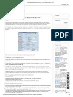 SAP MM_ Batch Management Tick Mark in Material Master SAP