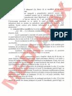 Proiectele de ordonante codurile penale/completurile de 5