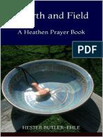 Hearth and Field – a Heathen Prayer Book
