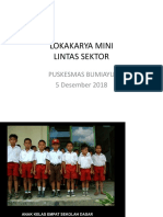 Lokminsek 5 Des 2018