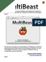MultiBeast Features 10.4