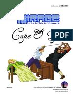 MIRAGE Cape & Epée