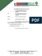 Informe de Recuperaciond e Ingles