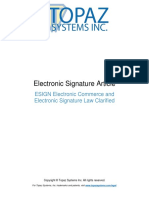e Sign Law Explained