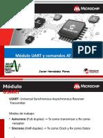 2-Módulo UART y Comandos at 2017