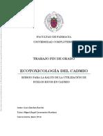 Retención de Fosfatos e Indice melánico