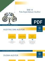 siegel & marconi - pola keperilakuan auditor