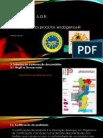 Produtos Endogenos II