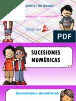 Suseciones numericas