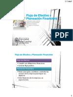 3 Flujo de Efectivo y Planeación Financiera