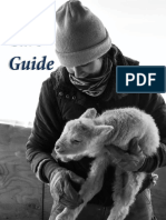 Sheep Care Guide 2017