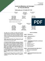 ACI 224.2R-92 Fisuración de Miembros de Hormigón en Tracción Directa.pdf