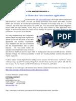 Kollmorgen VLM New Product Press Release