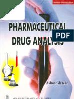 22648356 Pharmaceutical Drug Analysis