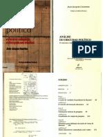 (COURTINE) CP e Constituição de Um Corpus Discursivo