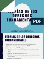 2018 03 20 Teorías de Los Derechos Fundamentales